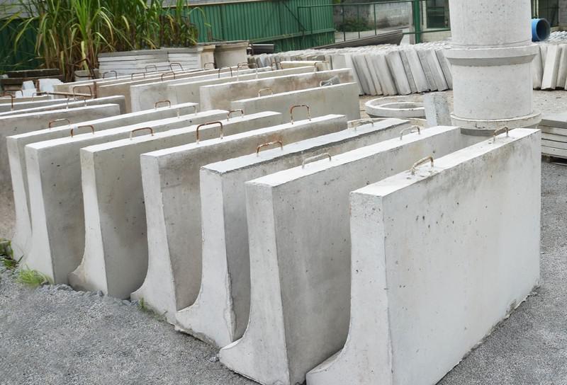 Defensa de concreto