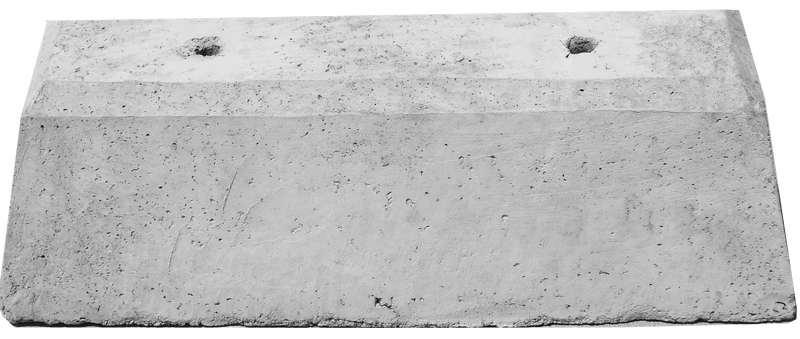Gelo baiano de concreto