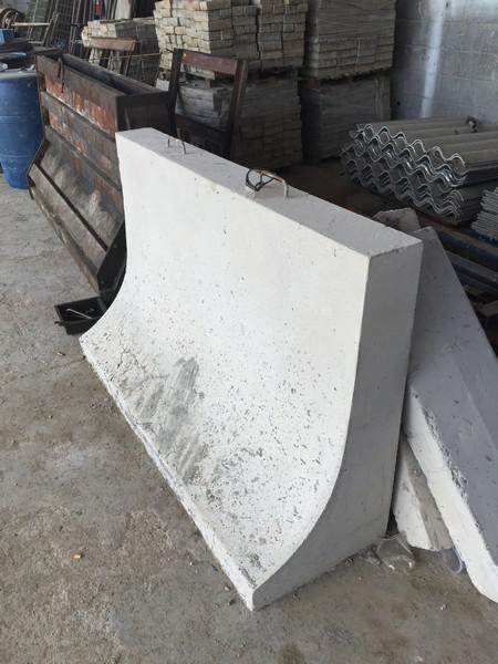 New jersey de concreto