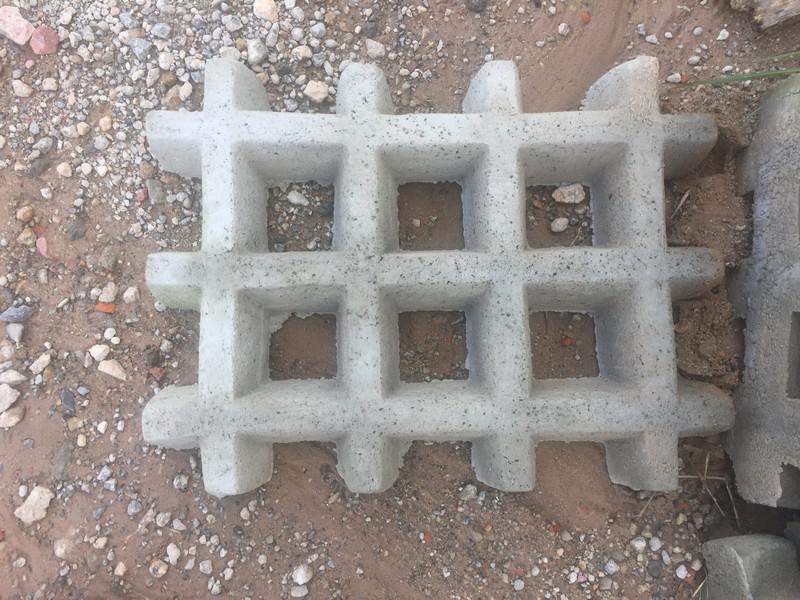 Pisograma de concreto preço
