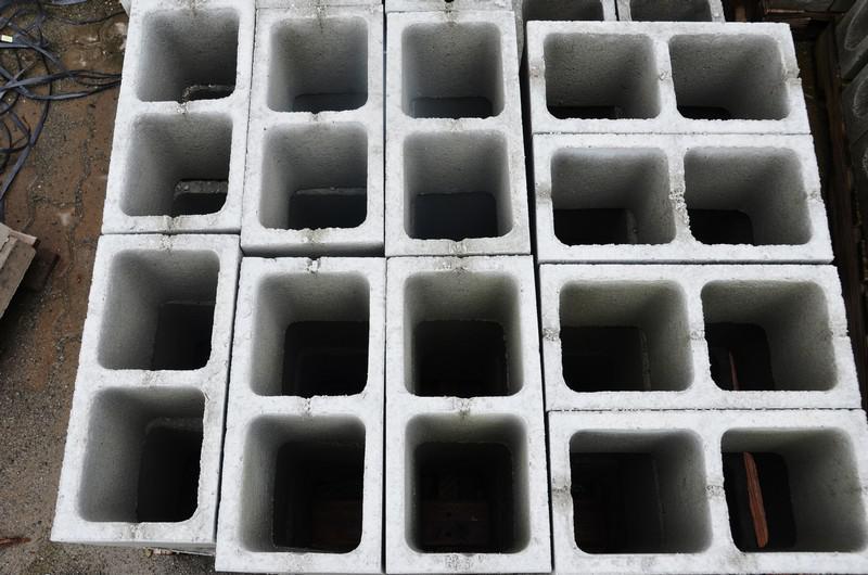 Bloco de cimento