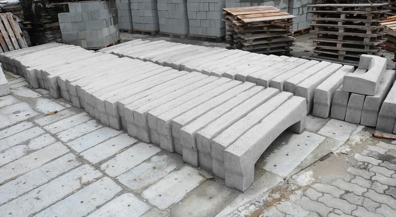 Boca de lobo de concreto