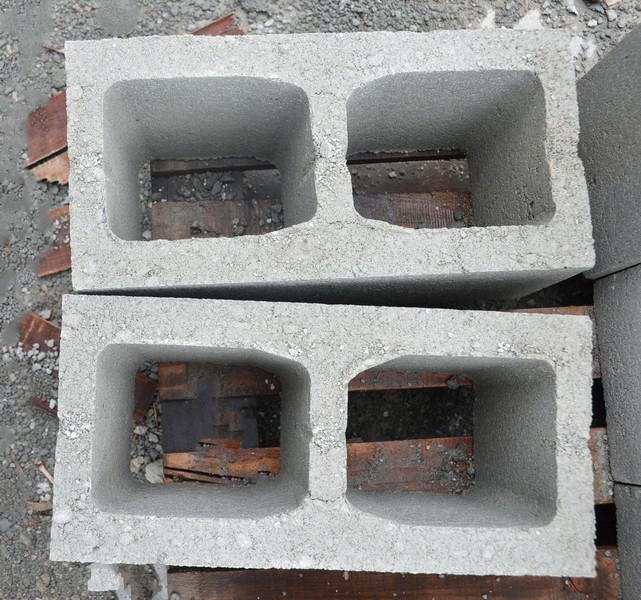 Fábrica de bloco de concreto