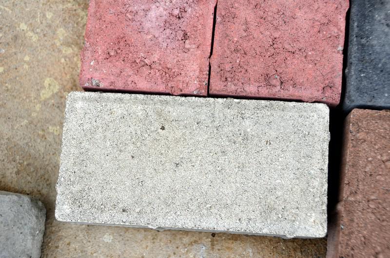 Piso intertravado de concreto