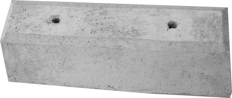 Prisma de concreto