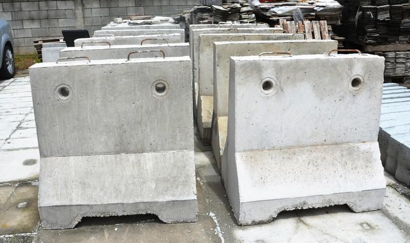 Barreira de concreto