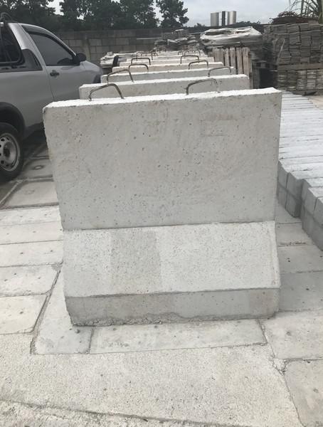 Barreiras de concreto new jersey