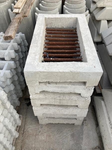 Grelha de concreto para drenagem