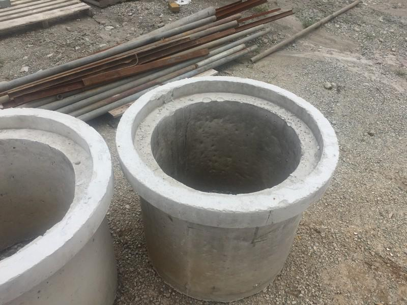 Tubo de concreto para pv